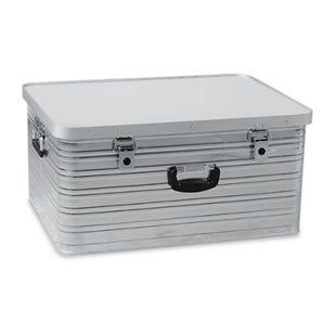 BRB Aluminium Behälter, LxBxH 71 x 52 x 34,5 cm, 101 Liter - Bild 1