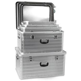 BRB Aluminium Behälter-Set, 5 Behälter, 27-141 Liter - Bild 1