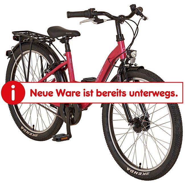 """PROPHETE 20.BTK.10 KIDS Bike 24"""" Mädchen - Bild 1"""