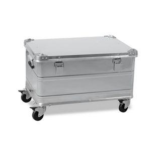 BRB Aluminium-Behälter mit Stapelecken, 93 Liter - Bild 1