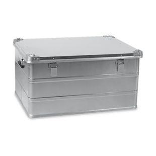 BRB Aluminium-Behälter mit Stapelecken, 156 Liter - Bild 1