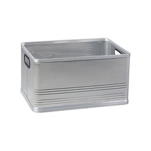 BRB Aluminium-Kasten, 50 Liter - Bild 1