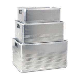 BRB Aluminium-Kästen-Set C, 118 Liter - Bild 1