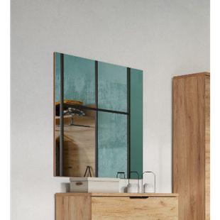 Germania Spiegel FREMONT, 74 cm breit, Navarra-Eiche Nachbildung - Bild 1
