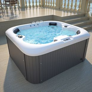 Home Deluxe Sea Star Outdoor Whirlpool - Bild 1