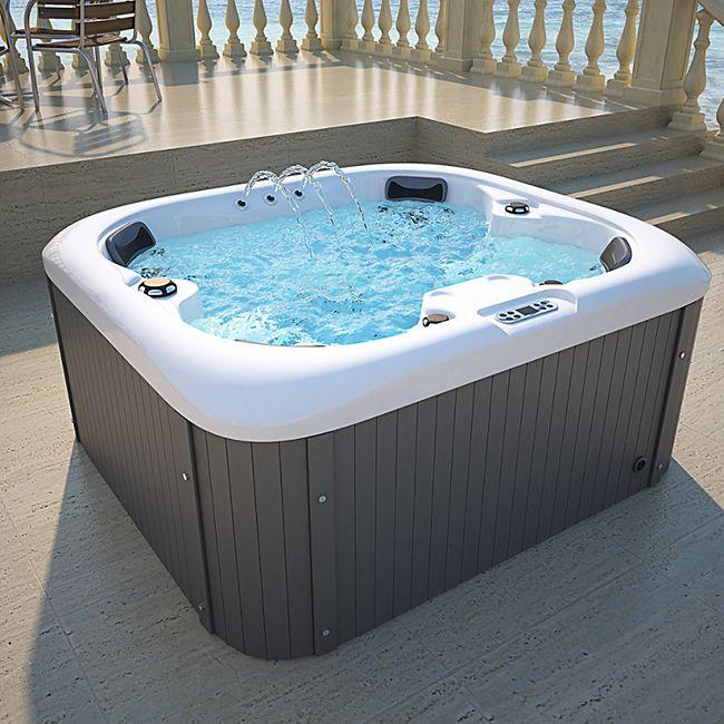 Home Deluxe Sea Star Outdoor Whirlpool - Bild 1