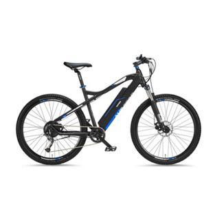 """Telefunken Alu MTB Hardtail 27,5"""" Mountain E-Bike Blau - Bild 1"""