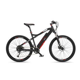 """Telefunken Alu MTB Hardtail 27,5"""" Mountain E-Bike Rot - Bild 1"""