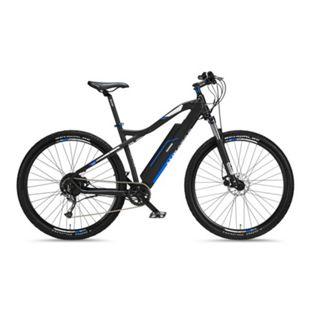"""Telefunken Alu MTB Hardtail 29"""" Mountain E-Bike Blau - Bild 1"""