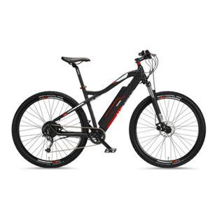 """Telefunken Alu MTB Hardtail 29"""" Mountain E-Bike Rot - Bild 1"""