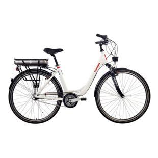 "Telefunken Multitalent RC890 28"" Alu City E-Bike 7-Gang Shimano Rücktrittbremsnabe - Bild 1"