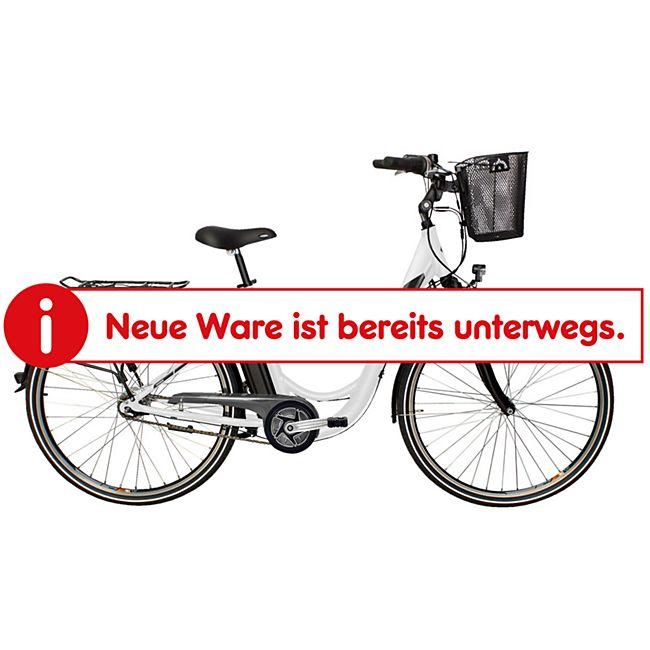 """Telefunken Multitalent RC860 28"""" Alu City E-Bike 7-Gang Kettenschaltung reinweiß - Bild 1"""