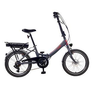 """Telefunken 20"""" Alu Falt E-Bike kompakt F810 - Bild 1"""