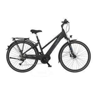 """Fischer Trekking E-bike Viator 4.0i-S1 28"""" Damen schwarz - Bild 1"""