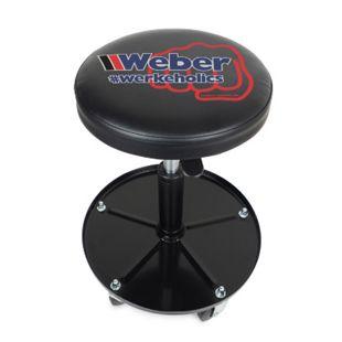 Weber höhenverstellbarer Werkstatthocker - Bild 1