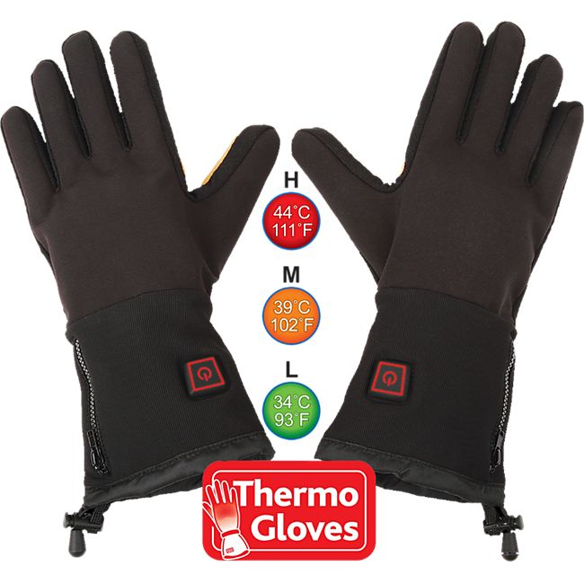 Thermo Gloves Touch Screen S-M - Bild 1