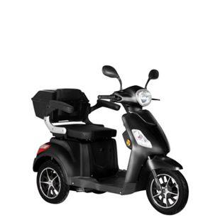 "Didi Thurau Edition E-Mobil 3-Rad ""Bologna"" schwarz bis 25km/h - Bild 1"
