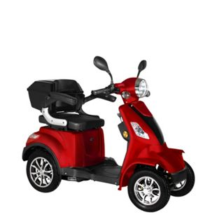 "Didi Thurau Edition E-Mobil 4-Rad ""Palermo"" 25 km/h rot - Bild 1"