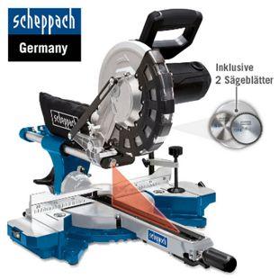 Scheppach HM254 Kapp-Zusäge - Bild 1