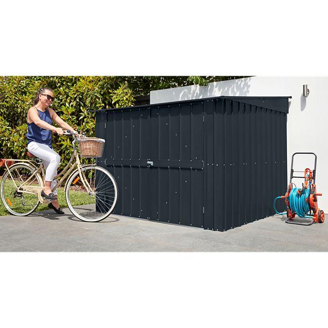 Globel Metall-Fahrradbox Fahrradoase Family - Bild 1