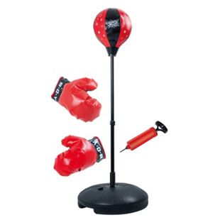 L.A. Sports Punchingball-Box-Set - Bild 1