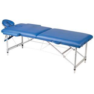 Body Coach faltbare Massagebank aus Aluminium - Bild 1