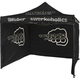 Weber Werkeholics Easy-Up Zelt 3x3 m - Bild 1