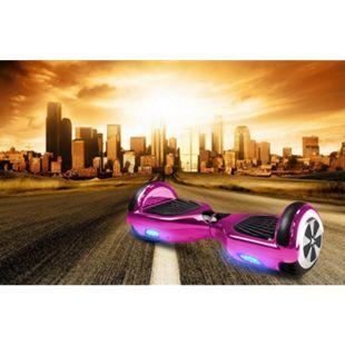 Viron 6.5' E-Balance Scooter 36V 600W GPX-01 Pink Chrome - Bild 1