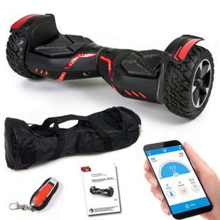 Viron SUV Balance Scooter mit App schwarz - Bild 1