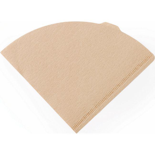 BEEM Papierfilter Pour Over 100er-Set hellbraun - Bild 1
