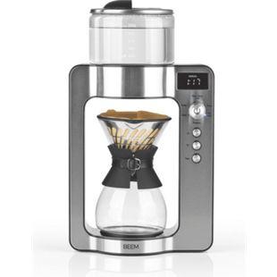BEEM Kaffeemaschine 1l 1500W Edelstahl/schwarz - Bild 1
