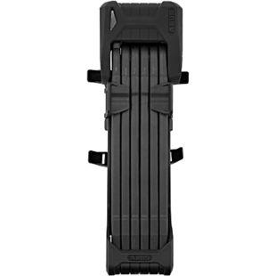 Abus Bordo Granit X Plus 6500/110 Black mit Schlosshalter - Bild 1