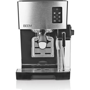 BEEM Espresso-Maschine Classico 19bar 1450W schwarz/Edelstahl - Bild 1