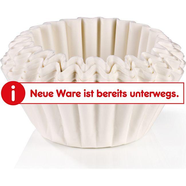 BEEM Universal-Korbfiltertüte 100er-Set weiß 200/80 - Bild 1