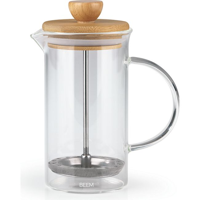 BEEM Kaffeebereiter French Press 350ml Bambus - Bild 1