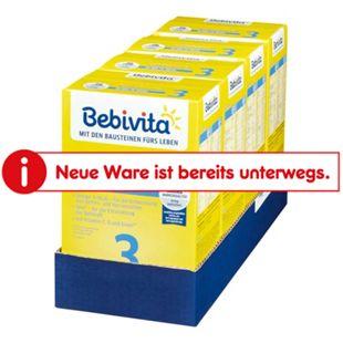 Bebivita 3 Folgemilch 500g, 4er Pack - Bild 1