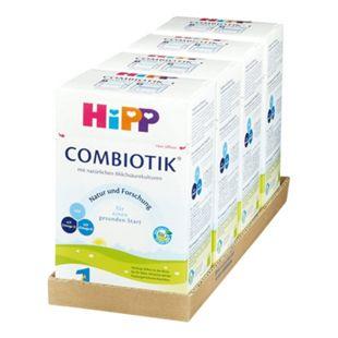 HiPP Bio 1 Combiotik 600 g, 4er Pack - Bild 1