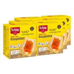 Schär Knusperbrot 150 g, 6er Pack - Bild 1