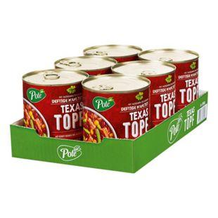 Pote Texastopf 800 g, 6er Pack - Bild 1