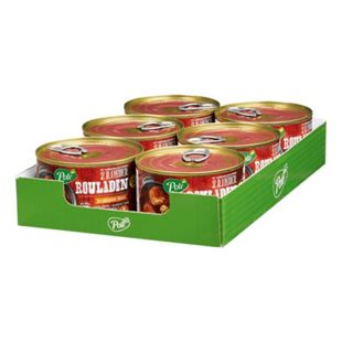Pote Gourmet Rinderroulade 400 g, 6er Pack - Bild 1