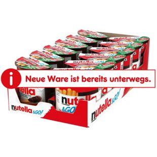 Nutella & Go 52 g, 12er Pack - Bild 1