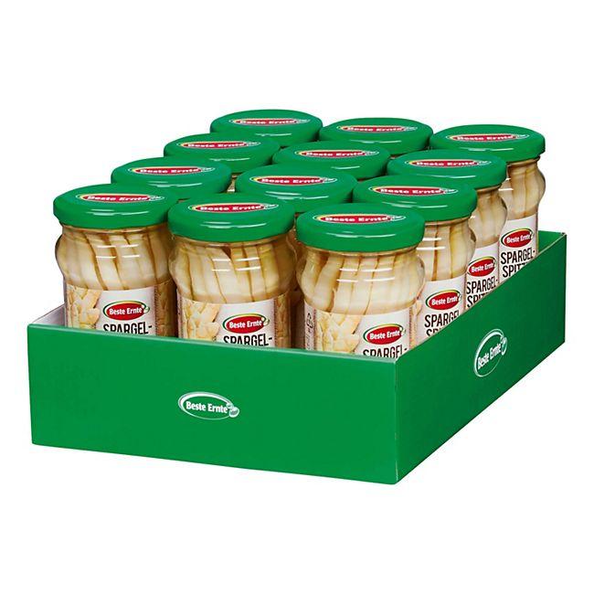 Beste Ernte Spargelspitzen 110 g, 12er Pack - Bild 1