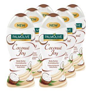 Palmolive Cremedusche Naturals Kokosnuss 250 ml, 6er Pack - Bild 1