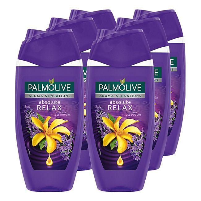 Palmolive Duschgel Aroma Sensations Absolute Relax 250 ml, 6er Pack - Bild 1