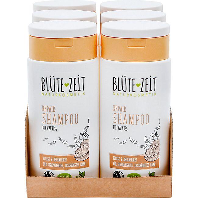 Blütezeit Repair Shampoo 200 ml, 6er Pack - Bild 1