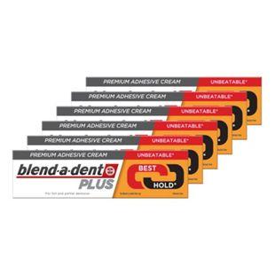 blend-a-dent Plus Duokraft Premium-Haftcreme 40 g, 6er Pack - Bild 1
