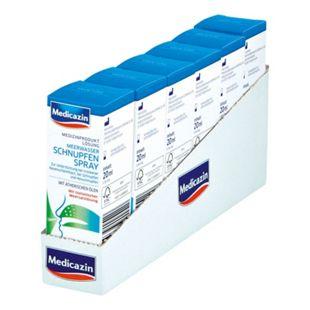 Medicazin Meerwasser Schnupfenspray 20 ml, 6er Pack - Bild 1