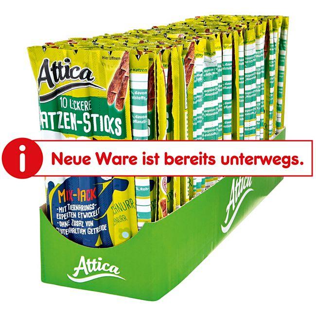 Attica Katzenfutter Sticks Mix-Pack 50 g, 30er Pack - Bild 1