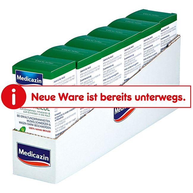 Medicazin Japanisches Heilöl 30 ml, 6er Pack - Bild 1
