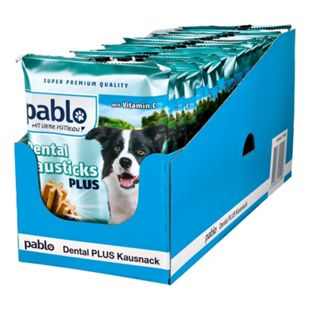 Pablo Dental Kausticks 210 g, 18er Pack - Bild 1